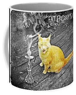 Fat Freddy's Cat Coffee Mug
