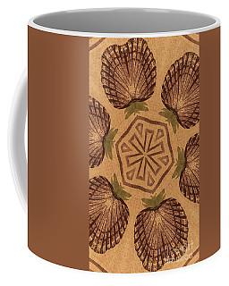 Fat Pineapple And Star Coffee Mug