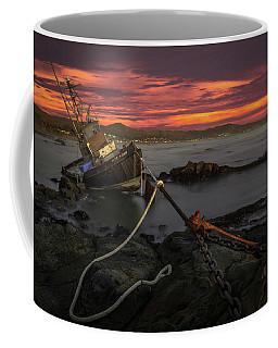 Fate Of The Point Estero Coffee Mug