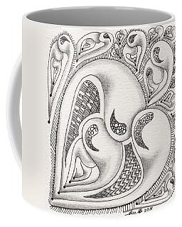 Father Heart Coffee Mug