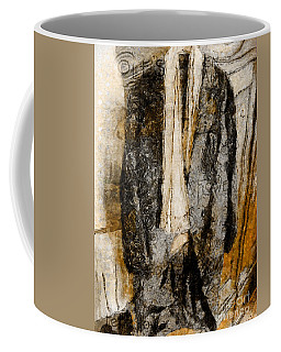 Coffee Mug featuring the photograph Father's Coat by Claire Bull