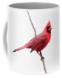 Father's Day Cardinal Coffee Mug
