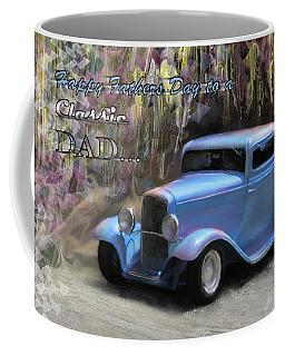 Fathers Day Classic Dad Coffee Mug