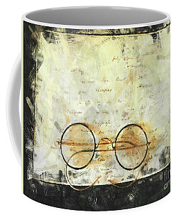 Coffee Mug featuring the photograph Father's Glasses by Claire Bull