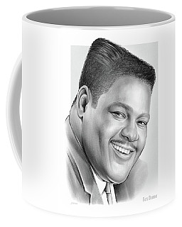 Fats Domino Coffee Mug