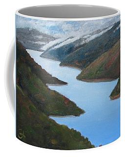 Fault Line Coffee Mug