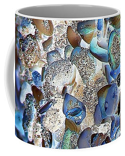 Faux Sea Glass Coffee Mug