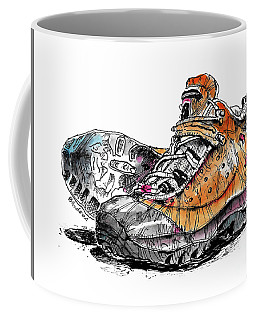Favorite Foot Ware Coffee Mug