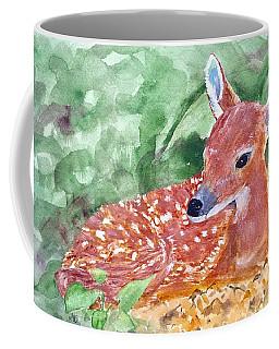 Fawn 2 Coffee Mug