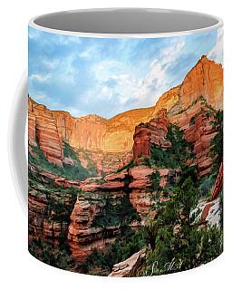 Fay Canyon 07-053 Coffee Mug by Scott McAllister