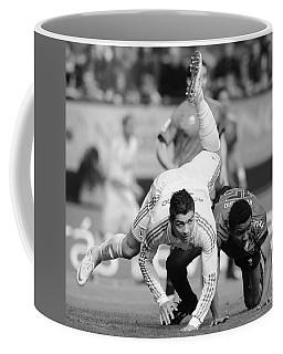 Cristiano Ronaldo 18 Coffee Mug