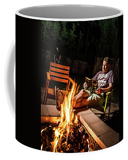 Fear By Fire Coffee Mug