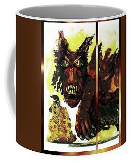 Fear  Demon Coffee Mug