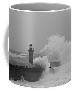 Fear Is The Mind Killer And I Am The Bird Coffee Mug