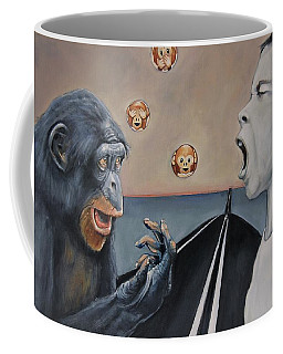 Fear Of Emojis Coffee Mug