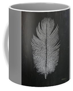 Feather 1 Coffee Mug