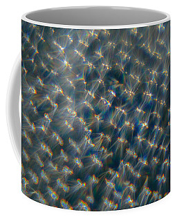 Coffee Mug featuring the photograph Feather Bed by Greg Collins