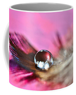 Feather Drop Coffee Mug