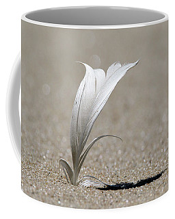 Feather Port Jefferson New York Coffee Mug