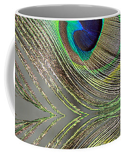 Feather Reflections Coffee Mug