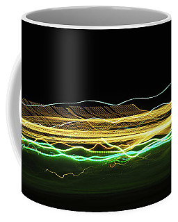 Coffee Mug featuring the photograph Feather by Scott Cordell