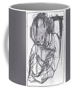 Feather Writer Coffee Mug
