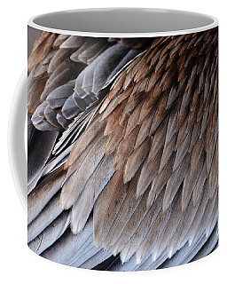 Feathers Cascade Coffee Mug