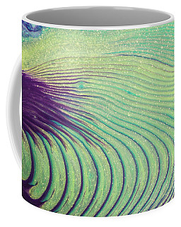 Feathery Ripples Coffee Mug