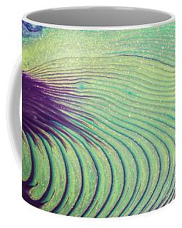 Feathery Ripples Coffee Mug