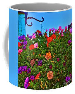 February Flowers Coffee Mug