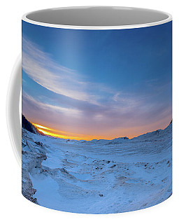 February Sunset Coffee Mug
