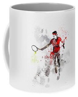 Federer Coffee Mug