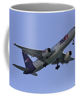Fedex 757  Coffee Mug