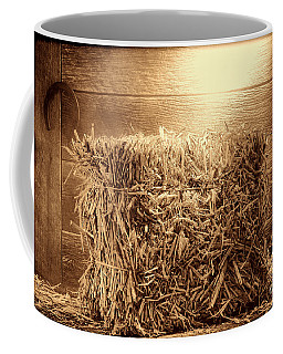 Feed Coffee Mug by American West Legend By Olivier Le Queinec