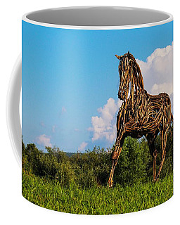 Feed Me Apples Coffee Mug