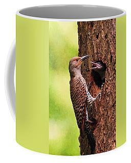 Feed Me Digital Painting Coffee Mug
