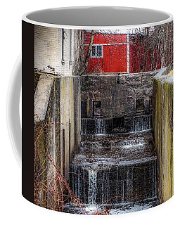 Feeder Canal Lock 13 Coffee Mug