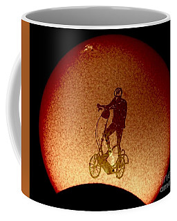Feel The Burn, Elliptigo Eclipse Coffee Mug