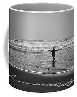 Feeling Her Joy Coffee Mug