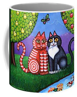 Feeling Koi Coffee Mug