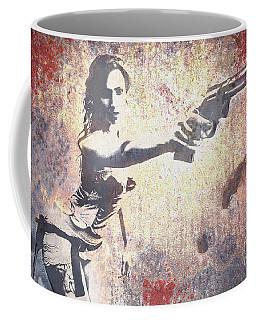 Feeling Lucky? Coffee Mug by David Bazabal Studios