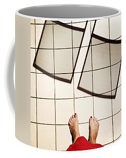 Feet Around The World #28 Coffee Mug