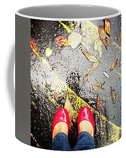 Feet Around The World #29 Coffee Mug