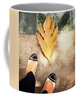 Feet Around The World #30 Coffee Mug