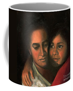 Felicia And Kira Coffee Mug