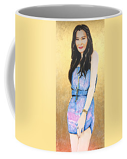 Felicia Lim Coffee Mug