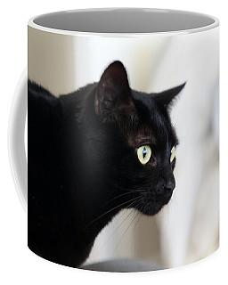 Feline On The Prowl Coffee Mug