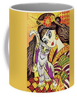 Feline Rhapsody Coffee Mug