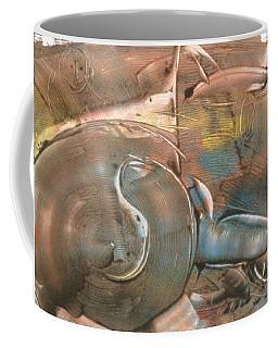Feline Zen Coffee Mug