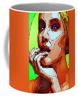 Female Expressions Coffee Mug